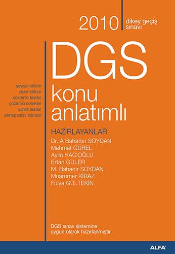 Dgs Konu Anlatımlı 2010