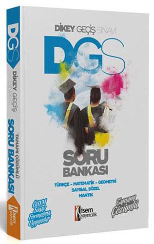DGS Tamamı Çözümlü Soru Bankası 2019
