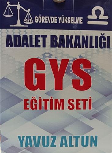 Adalet Bakanlığı GYS Eğitim Seti - Resmi Yazışma Kuralları Eki ile