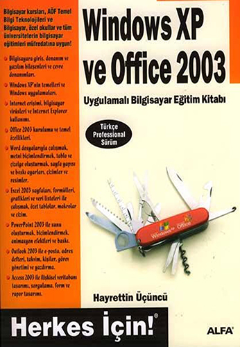 Windows XP ve Office 2003