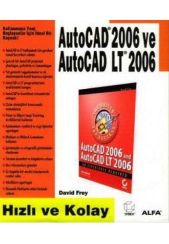 Autocad 2006 ve Autocad LT 2006