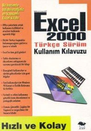 Excel 2000 Türkçe Sürüm Kullanım Kılavuzu